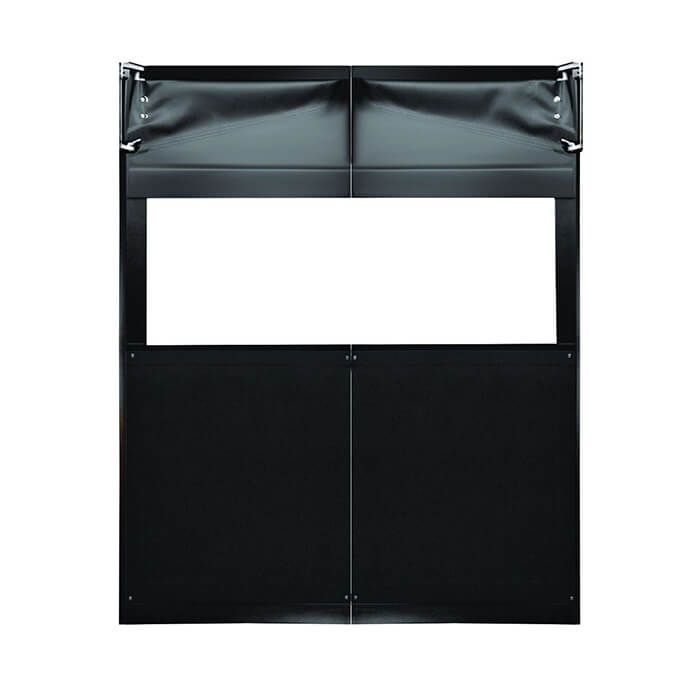 Chase Air Gard Model 973 Traffic Doors