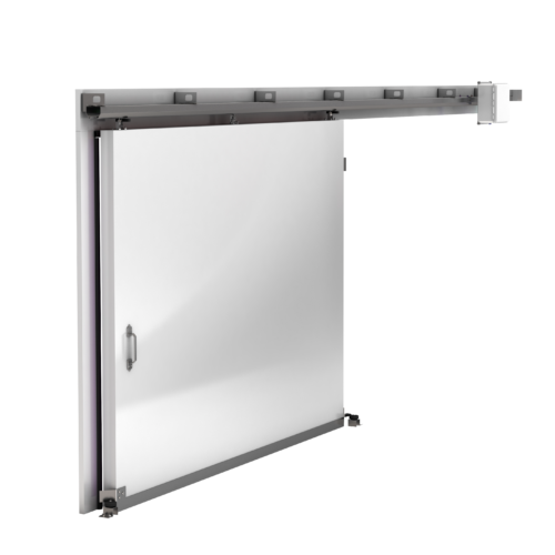 Horizontal Sliding Door Clipped