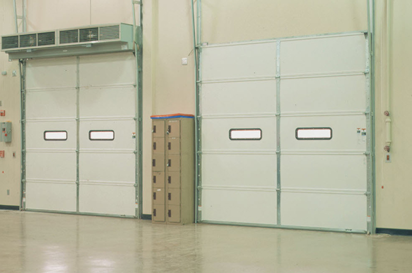 Sectional Steel Door 426 Wide