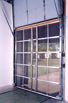 Bug Blocker Screen Door