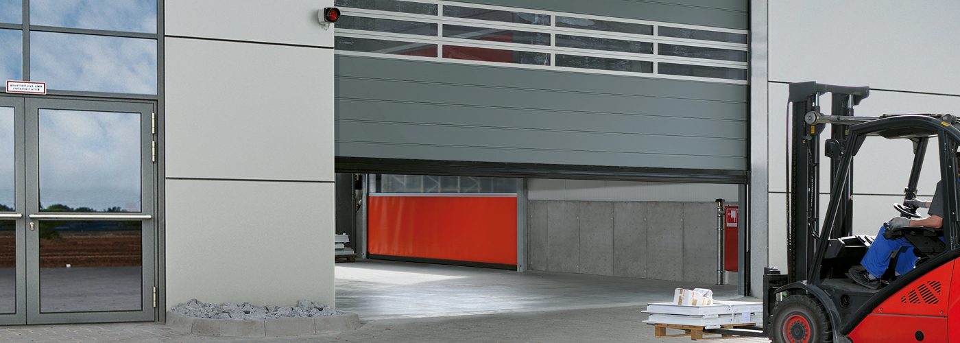 Control Box High Performance Doors