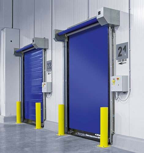 High Performance Freezer Doors Keep The Cold In And Warmth Out