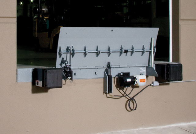 Kh Series Hydraulic Edge-Of-Dock Leveler