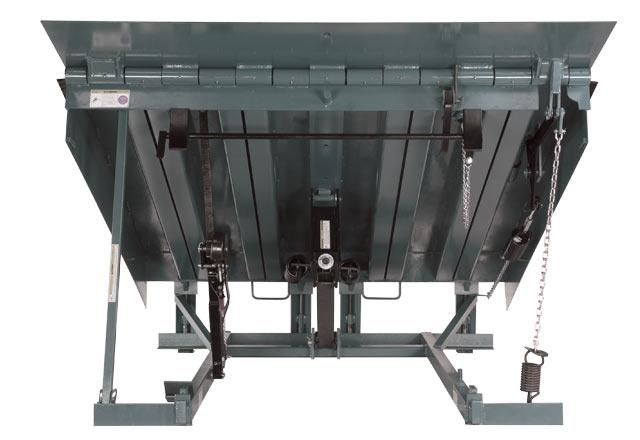 Serco Mechanical Dock Leveler Model WS