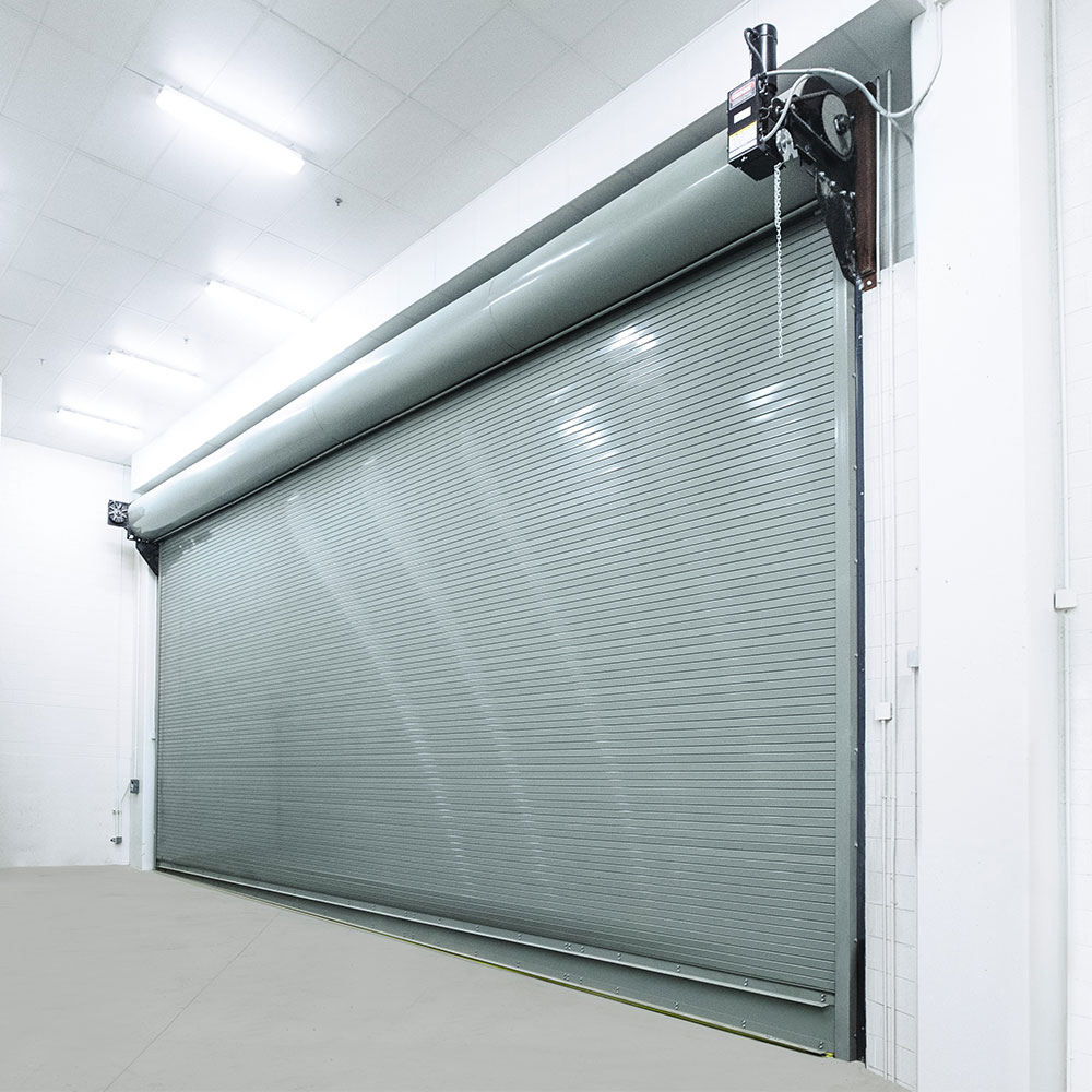 Wayne Dalton - Model 800c Thermotite Rolling Steel Service Door