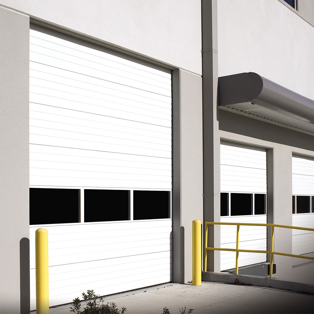 Sectional Steel Door Model C 24