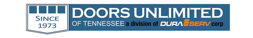 DuraServ Corp is proud to announce the acquisition of Doors Unlimited of Tennessee.